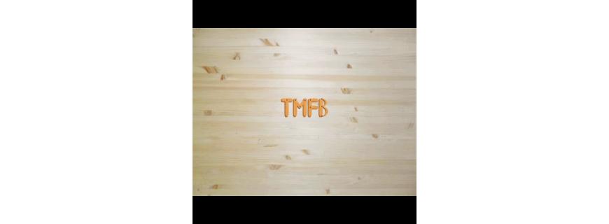 Baldas de madera maciza fabulous estanteras de madera - Baldas de madera ...