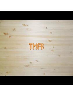 Baldas de madera a medida