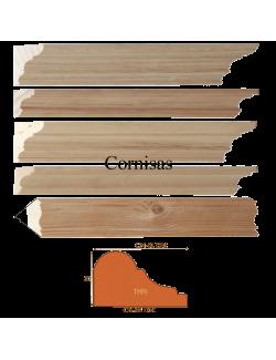 Cornisas de madera