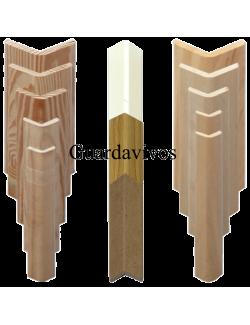 Guardavivos o esquineros MDF y de madera