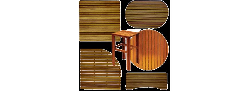 Tarimas ducha alfombras de madera para ba os taburetes - Tarimas para ducha ...