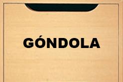 zapatero góndola